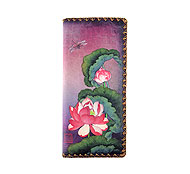 Mlavi Asia collection wholesale fashion wallets with vintage style Asian style illustration prints to gift shop, clothing & fashion accessories boutique, book store, souvenir shops worldwide.